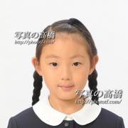 幼稚園受験 小学校受験 証明写真 受験 願書用写真36
