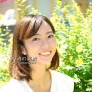 アナウンサーセミナー用写真は東京。,とびっきりの笑顔でとの要綱指定で 可憐な笑顔。