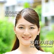 リクルート証明写真,アナウンサー・東京の写真スタジオで夢叶う。