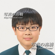 中学,高校受験写真は東京の受験写真館で61