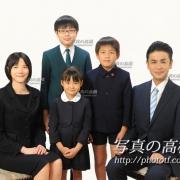 家族証明写真は東京の受験写真館62