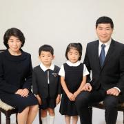 受験用家族写真7
