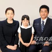 受験用家族写真33