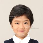 お受験写真,小学校受験願書用写真は東京の受験写真館37