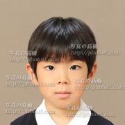 小学校受験写真28 髪型,服装見本