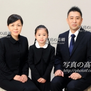 幼稚園受験,小学校受験,家族証明写真14