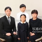 幼稚園受験,小学校受験,家族証明写真16