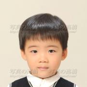 幼稚園小学校受験願書写真は東京,受験写真館4