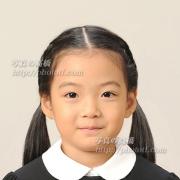 お受験写真小学校,受験願書用写真は東京の受験写真館34