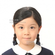 お受験写真,小学校受験願書用写真は東京の受験写真館40