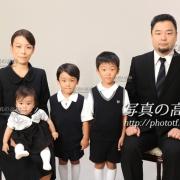 幼稚園小学校受験写真,家族証明写真26