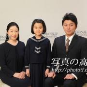幼稚園小学校受験願書写真,家族写真は東京8
