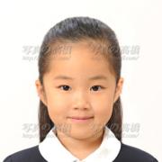 小学校受験写真