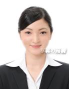 履歴書写真 33  web履歴書写真