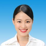 エアライン証明写真笑顔4
