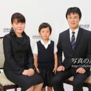 受験用家族写真6