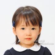 お受験写真 幼稚園願書用証明写真髪型,服装