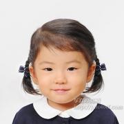 幼稚園お受験写真 髪型,服装お見本