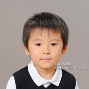 お受験写真 幼稚園  髪型 服装見本
