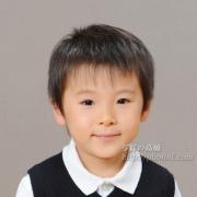 お受験用写真 幼稚園 髪型 服装見本