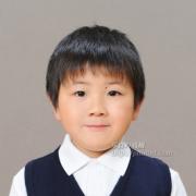 お受験写真 小学校 髪型 服装見本