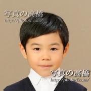 中学,高校受験証明写真 東京江戸川区写真館69