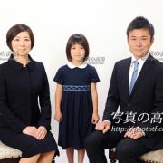 受験用家族写真2