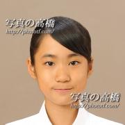 中学,高校受験証明写真 東京江戸川区写真館70