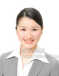 キャビンアテンダント 髪型 写真 08