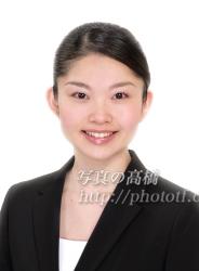 CA 客室乗務員 髪型 写真12