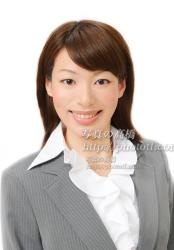 キャビンアテンダント髪型 ロング写真57