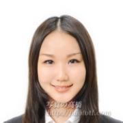 客室乗務員Ca 髪型写真59