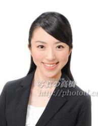 キャビンアテンダント髪型写真51