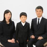 受験用家族証明写真 ご家族,服装ご参照