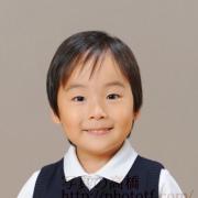 小学校受験写真 笑顔の写真はご自宅用に選ばれます
