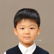 小学校受験写真 受験用髪型写真