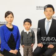 幼稚園,受験家族証明写真は東京