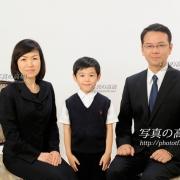 受験家族証明写真は東京の受験写真館