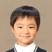 小学校受験写真,髪型,服装