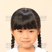 小学校受験写真髪型見本