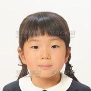 幼稚園受験写真,髪型7