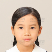 小学校受験写真14髪型服装,,東京