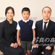 小学校受験,家族証明写真東京40