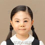 小学校受験願書写真,22髪型,服装も