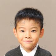 小学校受験写真32髪型服装