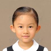 小学校受験写真,17髪型,服装も