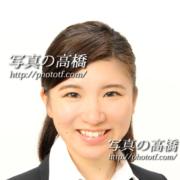 アナウンサーインターン写真,おすすめ髪型,はじける笑顔