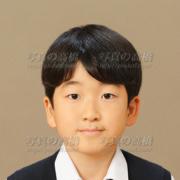 東京,中学受験写真,男子髪型