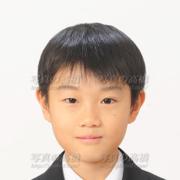 東京,中学受験写真服装,ネクタイ
