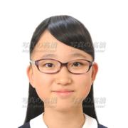 東京,中学受験写真服装,眼鏡、髪型